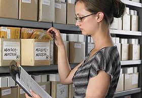Проверка наличия архивных документов