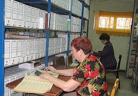 У1703 Описи дел постоянного и длительного хранения