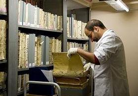 Поиск документов в архивах Украины