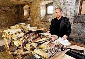 Акты про изъятие документов для уничтожения